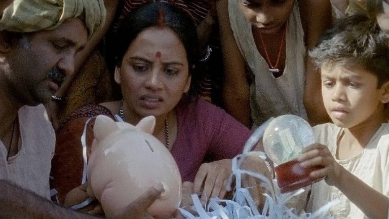 """Cena do filme indiano """"Umrika"""""""