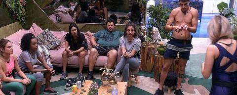 Marcela escolhe Felipe Prior e Babu para o Castigo do Monstro