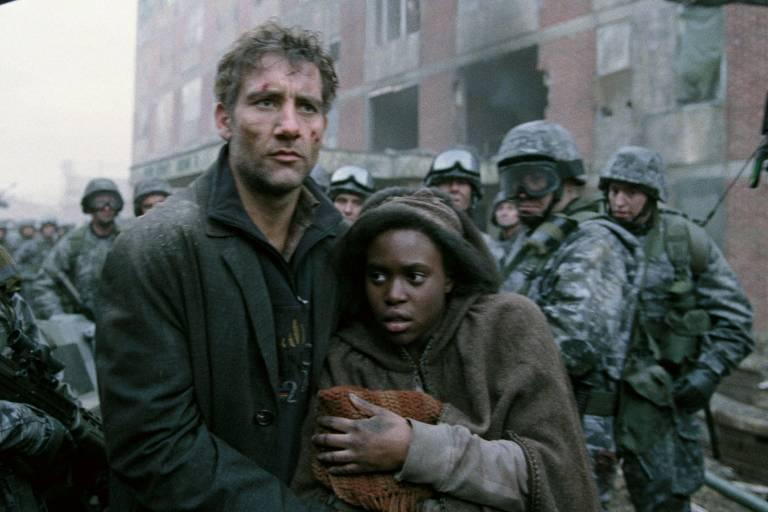 Confira cenas do filme 'Filhos da Esperança'