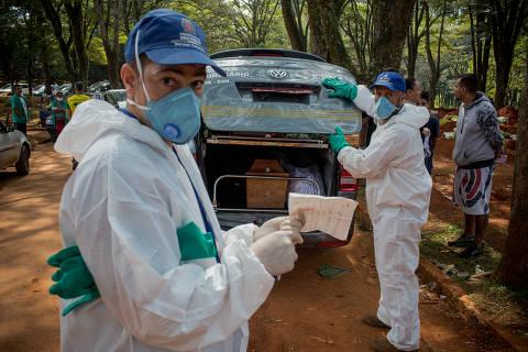 Brasil tem 67 novas mortes por coronavírus; total de óbitos é de 553