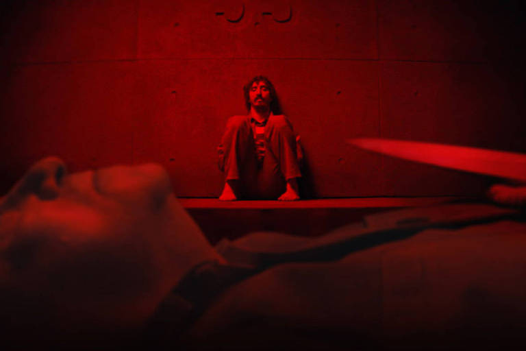 Confira imagens do filme 'O Poço'