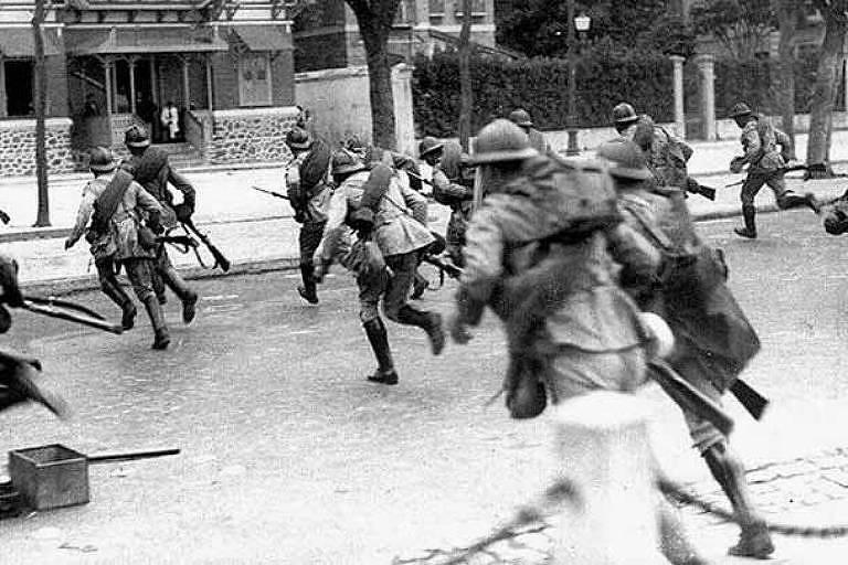 """Cena do filme """"1930 - Tempo de Revolução"""""""