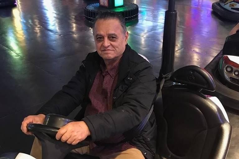 Gessui Tavares, brasileiro que morreu vítima do coronavírus em Londres