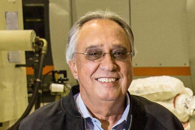 O empresário Mário Borba morreu nesta segunda (30), vítima do coronavírus