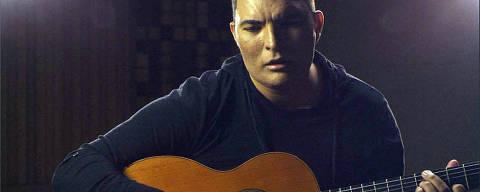 Leandro Lehart vocalista do grupo Art Popular ORG XMIT: z6Oas2kCunLIBsxKi66F DIREITOS RESERVADOS. NÃO PUBLICAR SEM AUTORIZAÇÃO DO DETENTOR DOS DIREITOS AUTORAIS E DE IMAGEM