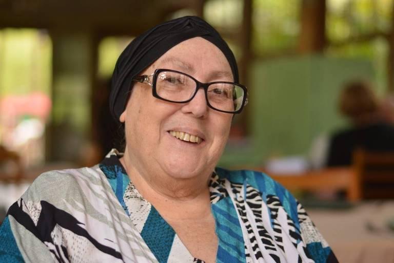 Ruth Marques Vieira (1960-2020)