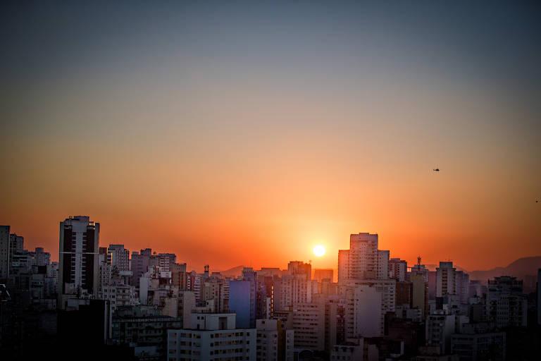 Capital paulista teve a madrugada mais fria do ano nesta quarta (19)