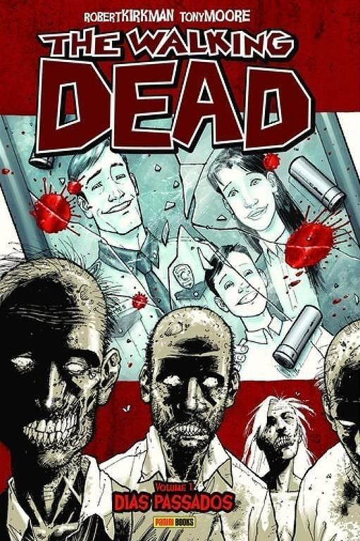 'The Walking Dead - vol. 1 - Dias Passados'
