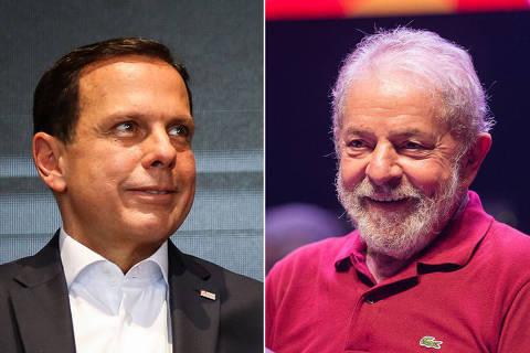 Afago entre Lula e Doria é sinal para fora da bolha e expõe isolamento de Bolsonaro