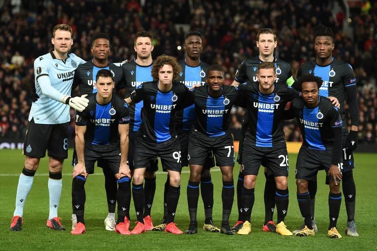 Club Brugge dever� ser declarado campe�o belga