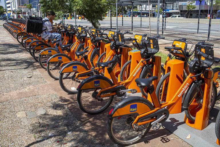 Bicicletas compartilhadas em tempos de pandemia