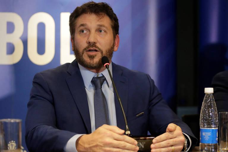 Conmebol anunciou faturamento recorde nesta quinta-feira (2)