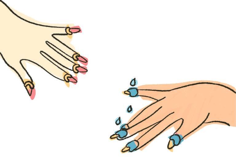Como fazer a manicure em casa durante a quarentena imposta pelo coronavírus