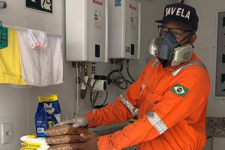 Cufa Global combate a pandemia nas favelas