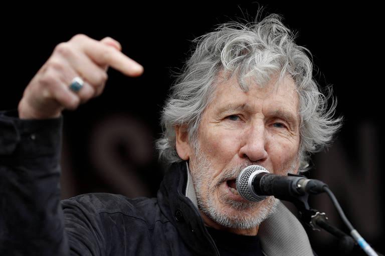 Roger Waters nega pedido de Zuckerberg para usar música do Pink Floyd em propaganda