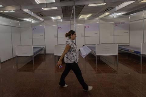 Prefeitura de São Paulo prevê que sistema municipal fique cheio em duas semanas