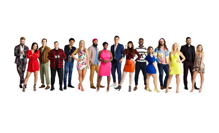 Participantes do BB Canadá