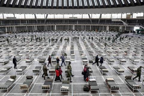 Potencial de crescimento de grandes países tem pior queda da história por coronavírus, diz OCDE