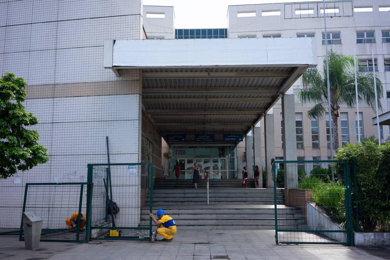 Hospitais contra coronavírus no Rio