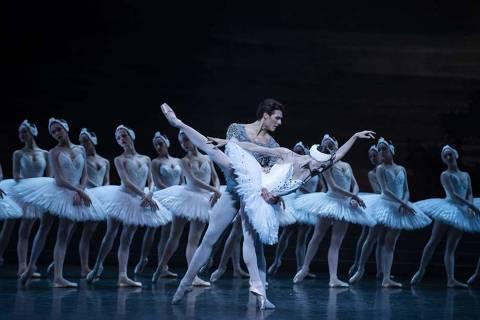 Montagem do balé