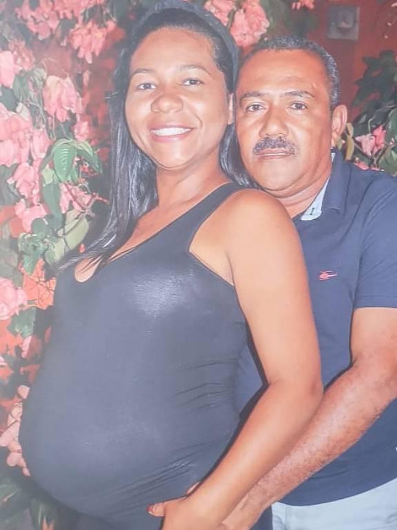 Rafaela da Silva de Jesus, 28, é a sétima vítima da Covid-19 na Bahia. Ela morreu sete dias após o parto.