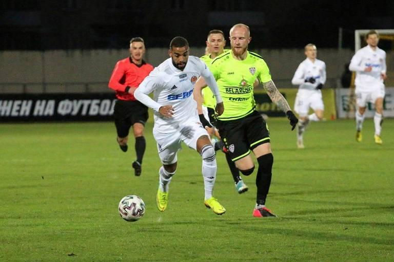 Na Bielorrússia, meio-campista Gabriel Ramos ainda segue jogando; ele marcou na estreia pelo Torpedo Zhodino