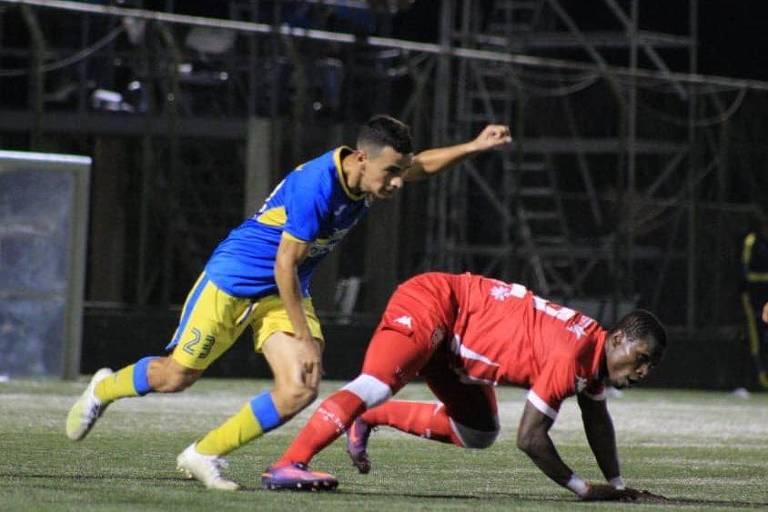 Partida entre Manágua FC e Real Estelí, pelo Campeonato Nicaraguense