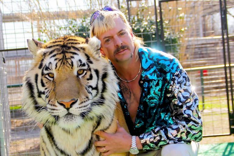 Péssima, 'A Máfia dos Tigres' é um santuário da baixeza humana nos EUA