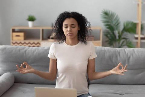 Meditação para ansiedade na quarentena