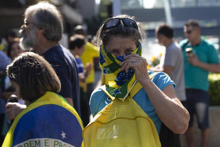Brasil não é o único país a registrar protestos contra isolamento social
