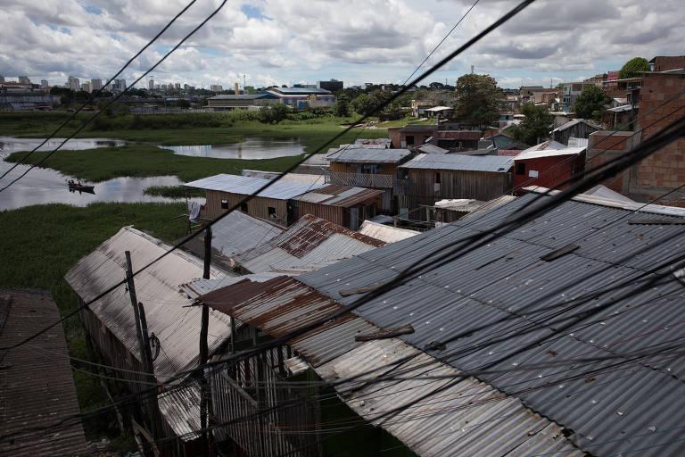 Coronavírus na periferia de Manaus
