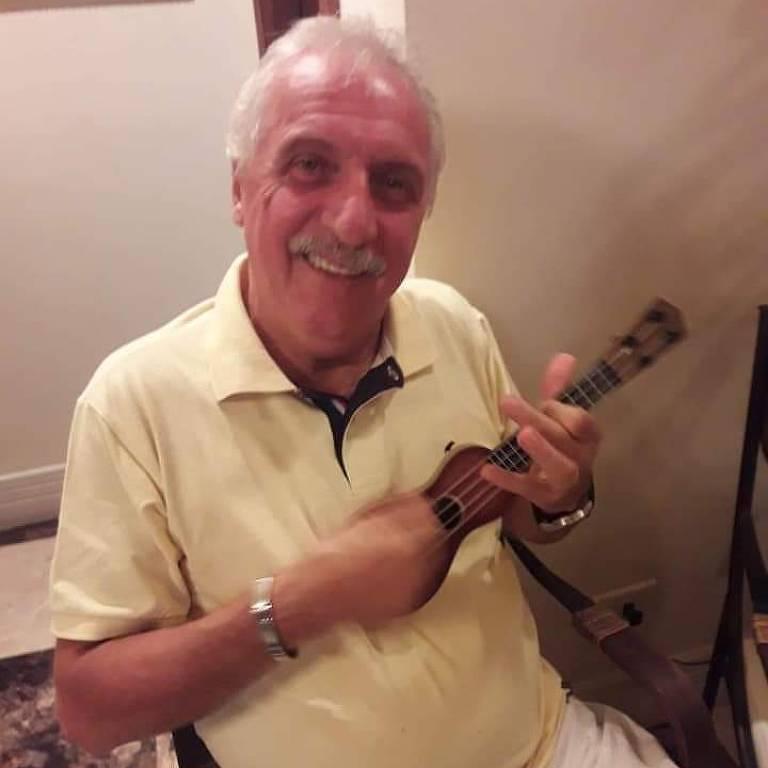 Músico Edson Biancardi morreu por coronavírus