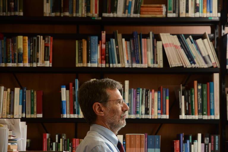 O engenheiro Carlos Henrique de Brito Cruz, diretor científico da Fapesp por 15 anos