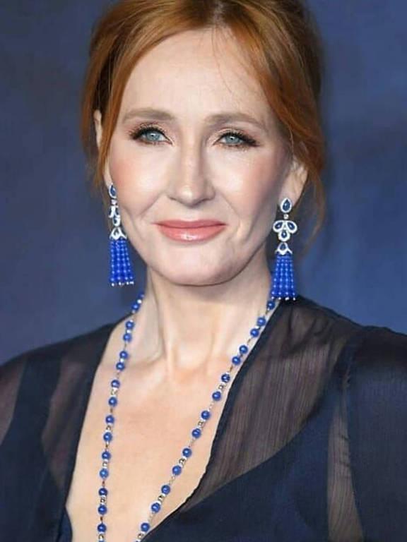 Veja fotos de JK Rowling, a celebrada autora de Harry Potter