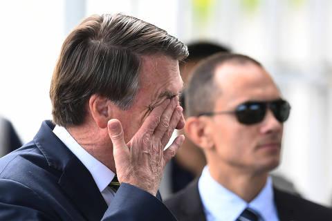 Arrependidos do voto em Bolsonaro somam 17% de seus eleitores, diz Datafolha