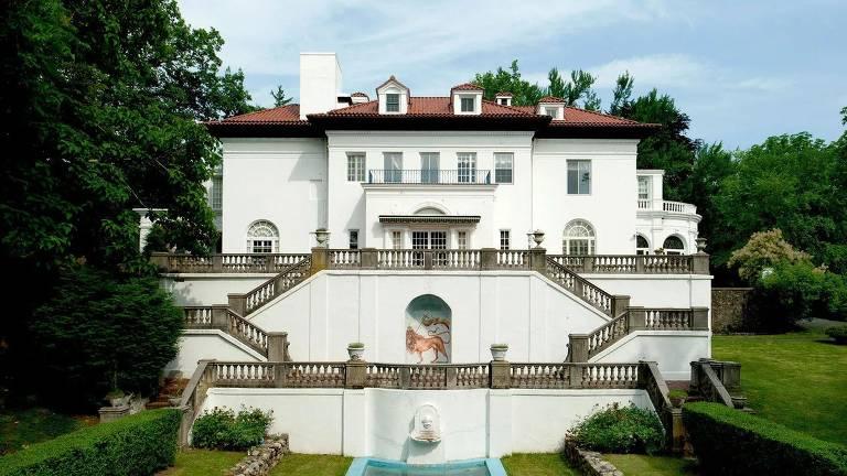 Conheça a mansão de Madam C.J. Walker, a primeira negra milionária dos Estados Unidos