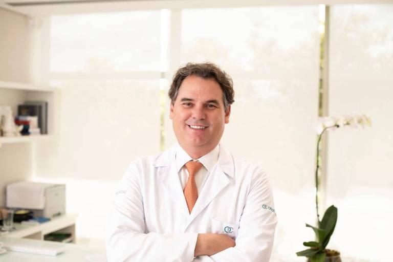 Bruno Ferrari - Oncologista clínico, fundador e presidente do conselho de administração do Grupo Oncoclínicas