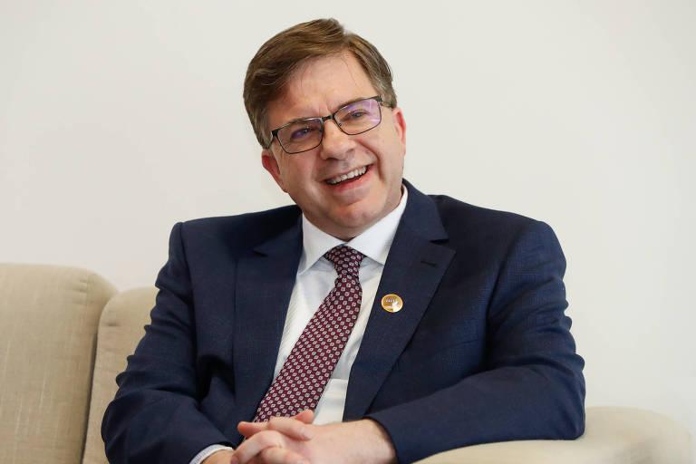 Todd Chapman, embaixador dos EUA no Brasil