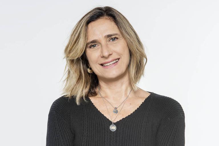 Carla Candiotto, atriz e diretora de teatro