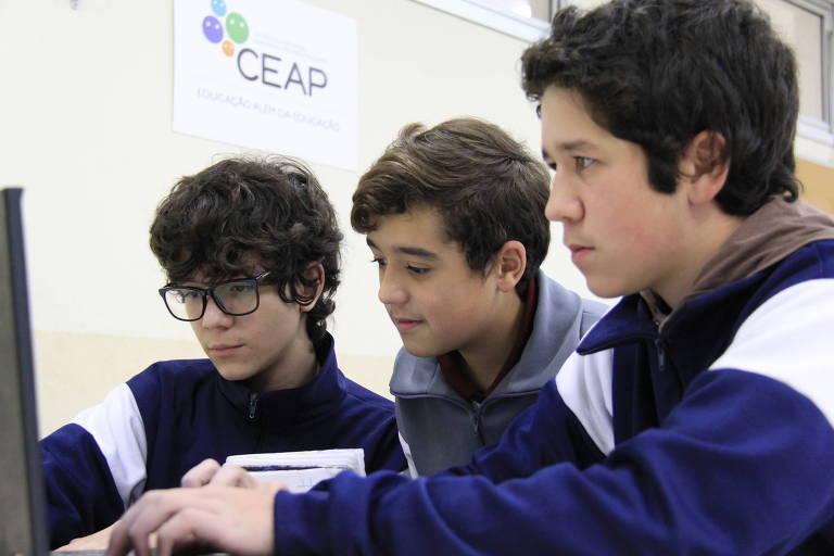 O Ceap já atendeu mais de 7 mil jovens em situação de vulnerabilidade social desde 1985