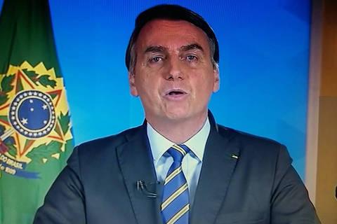 Em pronunciamento, Bolsonaro defende cloroquina e retoma embate com governadores e prefeitos