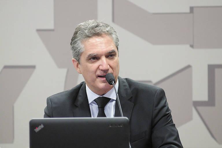 Diretor da Agência Nacional de Saúde Suplementar (ANS), Rogério Scarabel Barbosa