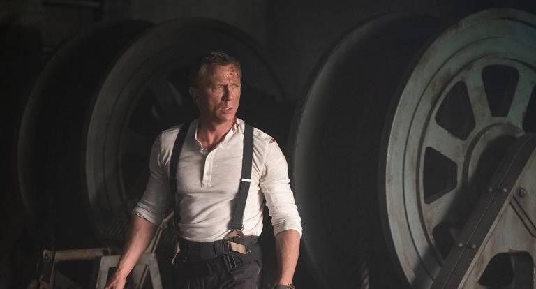 Confira cenas do filme 'Sem Tempo para Morrer'