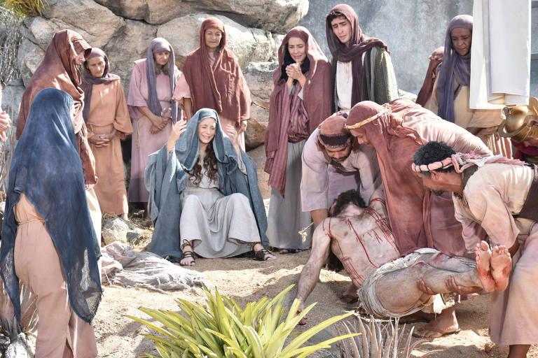 Coronavírus impede Paixão de Cristo em Nova Jerusalém