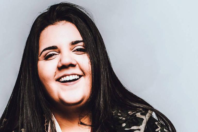 A cantora de sertanejo Yasmin Santos