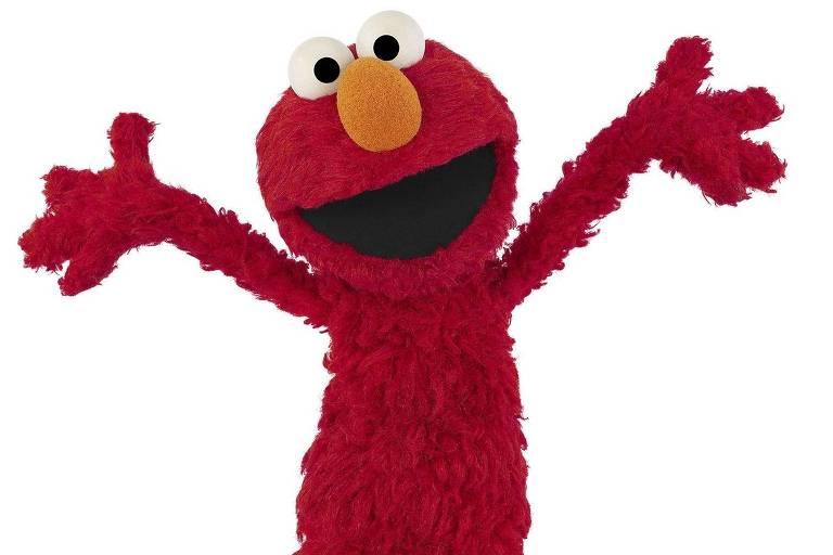 Elmo, personagem da Vila Sésamo