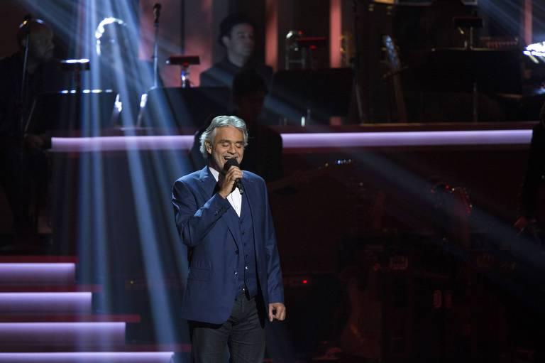Andrea Bocelli - Oficial