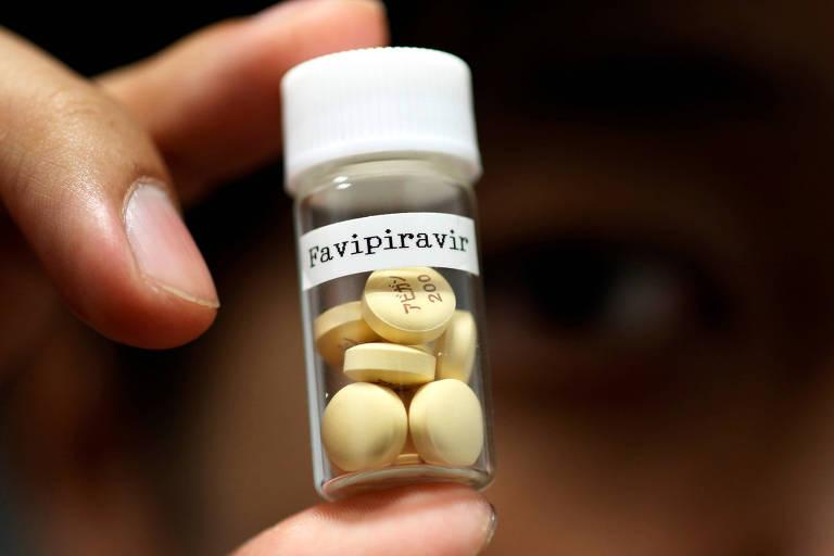 Drogas em estudo contra o novo coronavírus