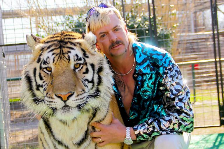 Joe  Exotic, de Tiger King