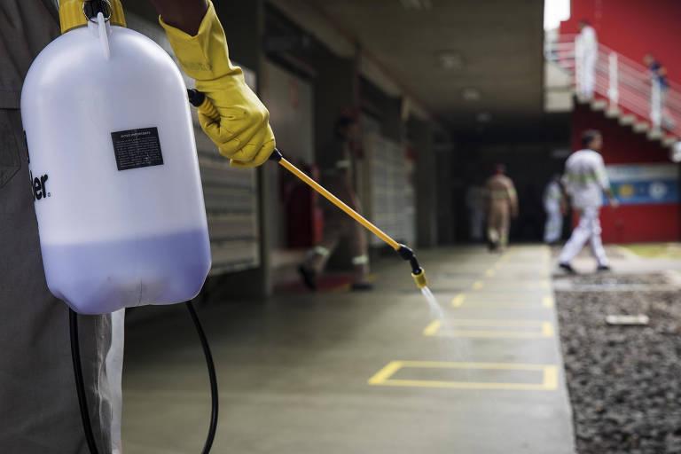 Empresas mudam processos para continuar em funcionamento na pandemia